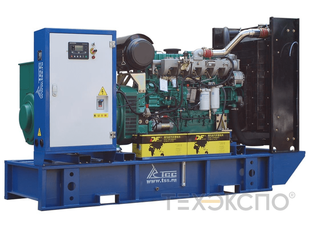 Как выбрать генератор для строительной площадки