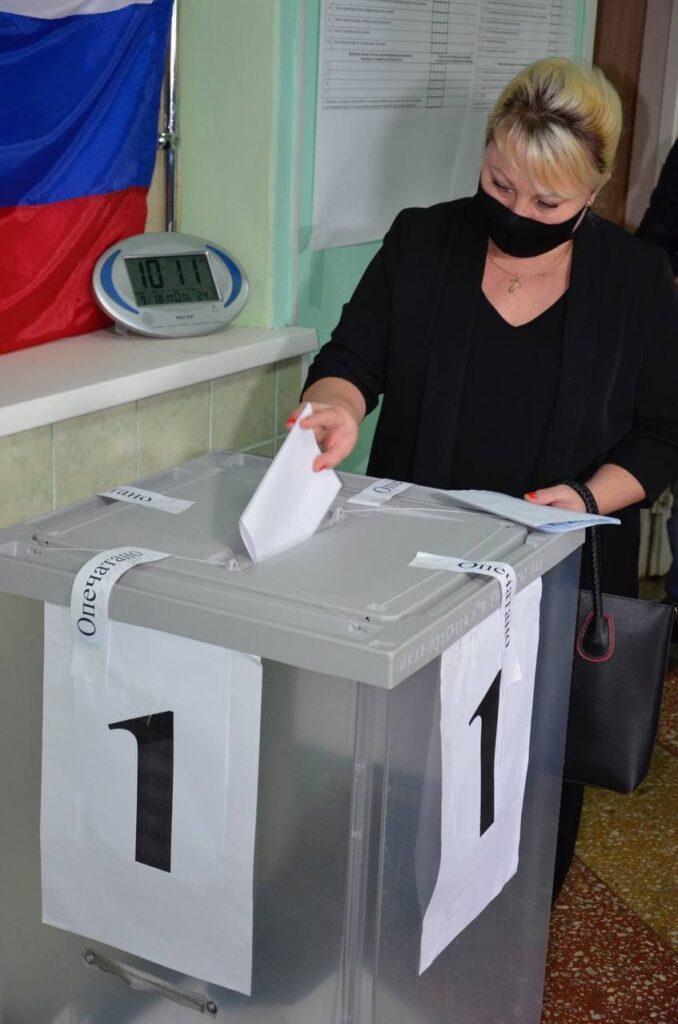 Свыше 57% избирателей проголосовали в Кузбассе на выборах в Госдуму