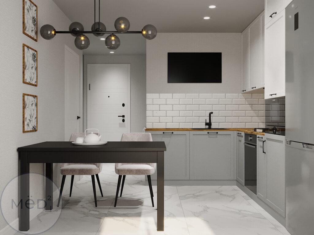 Для чего нужен дизайн-проект квартиры