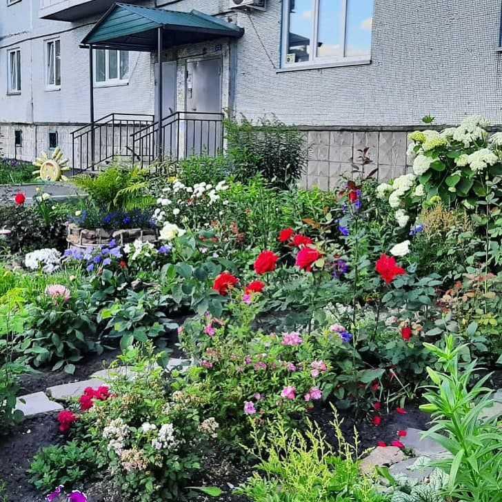 351 двор отремонтировали в Кузбассе в юбилейном году