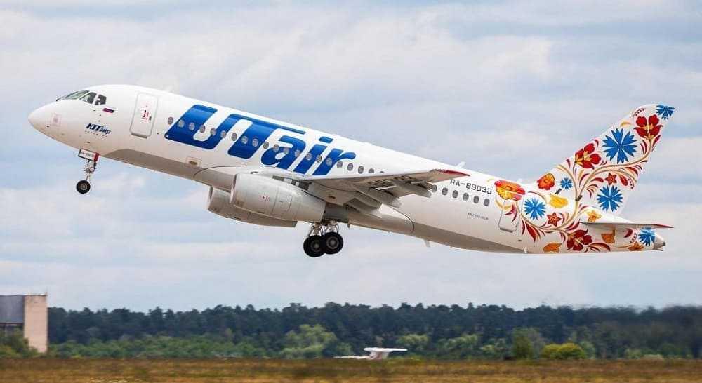 Дешевые авиабилеты с компанией «Utair»